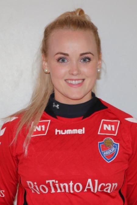 11. Sara Rakel Hinriksdóttir