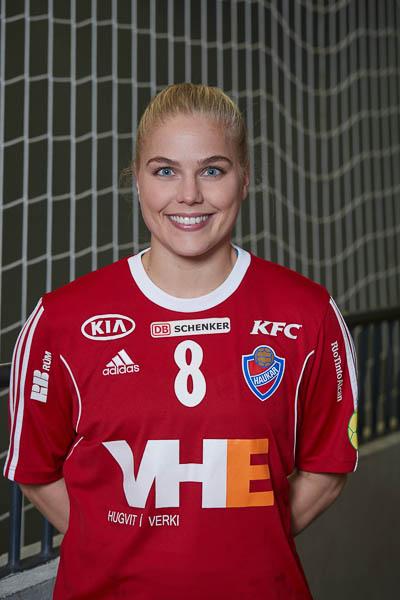 8. Guðrún Erla