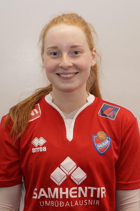 26. Þórdís Elva Ágústsdóttir
