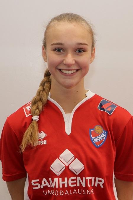 18. Alexandra Jóhannsdóttir