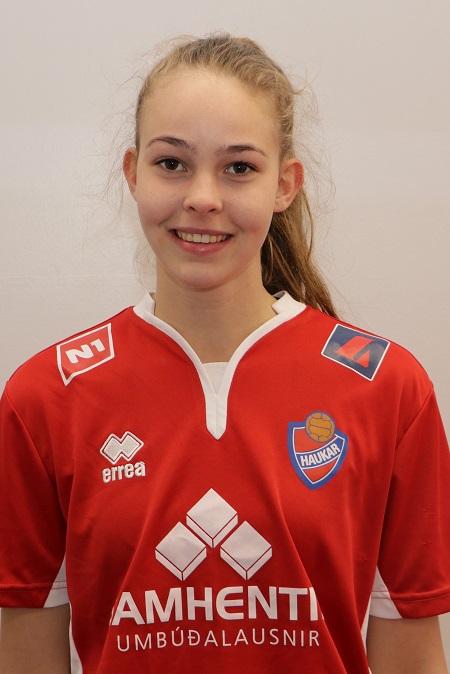 13. Andrea Anna Ingimarsdóttir