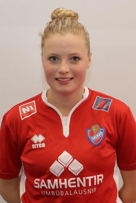 21. Hanna María Jóhannsdóttir