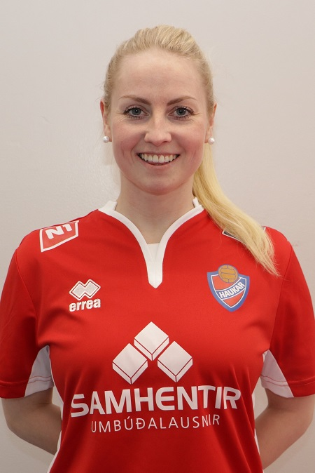 4. Sædís Kjærbech Finnbogadóttir