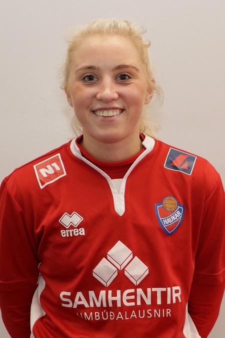 3. Stefanía Ósk Þórisdóttir