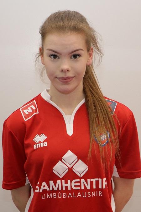 17. Sunna Líf Þorbjörnsdóttir